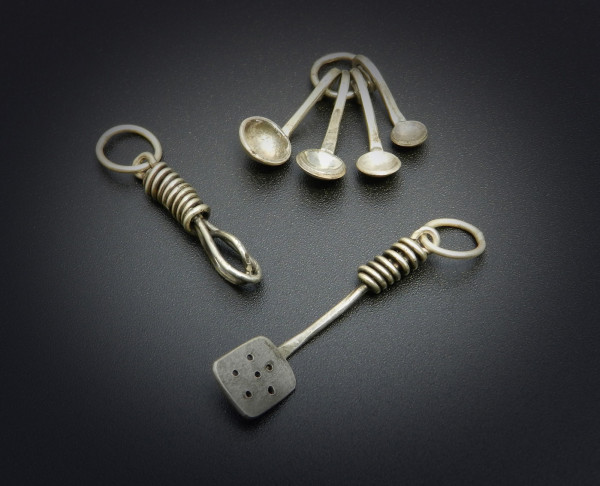 Mini Chefs Utensil Charms